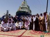 أمير الشرقية يدشن أضخم ترسانة لبناء وصناعة السفن بميناء بالدمام