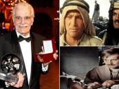 """""""آلزهايمر"""" يفتك بـ""""لورانس العرب"""" عمر الشريف و يُنسيه أكثر أفلامه شهرة"""
