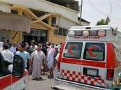 """مغادرة 53 مصاباً من المستشفيات إثر حادثة """"القديح"""""""