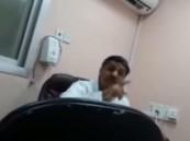 """بالفيديو.. صحة الشرقية تحقق مع طبيب قال لمريض: """"انقلع"""""""