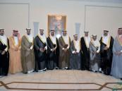 """بالصور… أسرة """"المغلوث"""" تحتفل بزفاف إبنها محمد بن عادل المغلوث"""