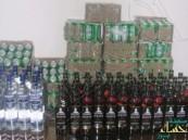 جمرك البطحاء يحبط 23.400 ألف زجاجة خمر