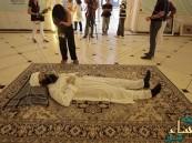 مكتبة أسامة بن لادن تدهش الصحفيين