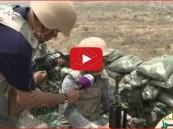 """شاهد بالفيديو.. آخر كلمات الجندي """"السندي"""" قبل استشهاده"""