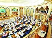 """""""مجلس الشورى"""" يصدر 92 قراراً خلال 6 أشهر"""