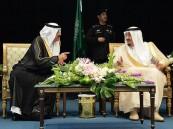 بالصور.. الملك يفتتح عددًا من المشروعات الطبية في وزارة الحرس الوطني