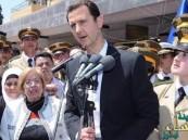 بشار الأسد يعترف بهزيمة جيشه من خلال التلفزيون الحكومي