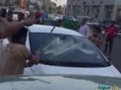 بالفيديو… ولي العهد يوجه بعدم التهاون مع وافدين اعتدوا على مواطنين بالدمام