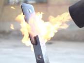 شاهد.. هل بإمكان الهاتف HTC One M9 الصمود أما السقطات والنيران