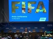 وزيرة العدل الأميركية: المعتقلون من مسؤولي الفيفا أفسدوا صورة كرة القدم