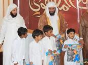 """حلقة """"زيد بن حارثة"""" بجامع المقهوي تختتم أنشطتها بتكريم 3 من حفظة القرآن"""