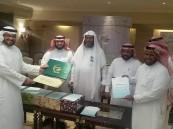 """ثانوية """"الملك خالد"""" تحقق المستوى البرونزي ضمن """"المدارس المعززة للصحة"""""""