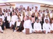 """""""آل كليب"""" تحتفي بالعميد المتقاعد خالد بن عبدالمحسن الشبانات"""