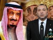 خادم الحرمين الشريفين يستقبل الملك محمد السادس ملك المغرب