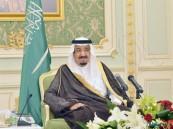 بالصور.. الملك يستقبل عدداً من العلماء والأمراء والمسؤولين والمواطنين