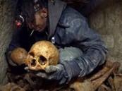 بالصور… العثور على جمجمة هابيل أول قتيل في الأرض بعد 430 ألف عام