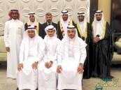 """أسرة العبدالعزيز تحتفي بزفاف """"عمار و محمد"""""""