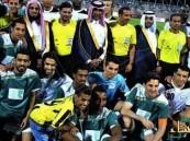 بالفيديو … نجوم العالم يتفوقون على السعودية في مباراة خيرية