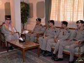 سمو محافظ الأحساء يستقبل مدير عام الدفاع المدني بالمنطقة الشرقية