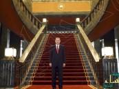 أردوغان يتحدى المعارضة بإيجاد مرحاضه الذهبي