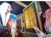 بالصور.. هدايا المكيين التي حملها 15 شخصا لخادم الحرمين وولي العهد وولي ولي العهد