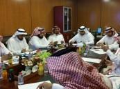 جهود مشتركة بين لجنة الأهالي وجمعية الطرف الخيرية