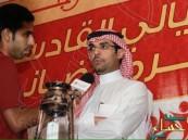 """""""الجميح"""" يشكر الأمير سعود بن نايف لاحتضانه مهرجان """"القادسية"""" الرمضاني"""