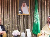 الأمير محمد بن سلمان يجتمع مع وزير الدفاع الفرنسي في باريس