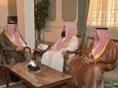 بالصور.. محافظ #الأحساء يستقبل مدير أوقاف المنطقة الشرقية