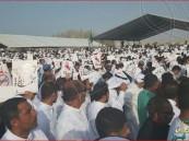 بالصور… آلاف المواطنين يشاركون في #تشييع_شهداء_العنود