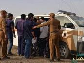 شرطة #الأحساء تضبط 313 مخالفاً لنظام الإقامة والعمل في رمضان