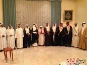 بالصور.. مجلس المبارك يستقبل رئيس مجالس العائلات في البحرين