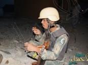 بالصور.. الجنود المرابطون على الحد الجنوبي يتناولون إفطارهم على خط النيران