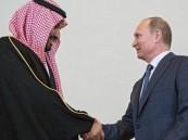 """الإعلام الروسي: لقاء ولي ولي العهد مع """"بوتين"""" حجر أساس لتحالف استراتيجي"""