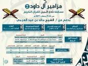 """نادي الجيل يطلق مسابقة القرآن الكريم """"مزامير آلٍ داود"""" في نسختها الثانية"""