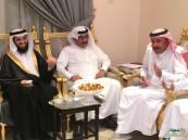 """""""المغلوث"""" تستقبل رئيس مجلس الإدارة والمدير التنفيذي لتحفيظ القرآن بالأحساء"""