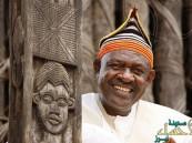 بالصور… ملك إفريقي لديه 100 زوجة ورث 72 منهن عن والده!