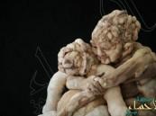 بالصور.. هل تصدق أن هذه التماثيل عبارة عن جوارب نسائية ؟!