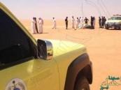العثور على خمسيني متوفى بصحراء #الأحساء