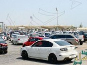 300 ألف مسافر عبروا جسر الملك فهد في أسبوع
