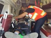 مصرع وإصابة 48 شخصاً في حادث حافلة بالجبيل