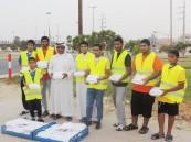 إفطار صائم بنادي الجيل يحد من الحوادث المرورية على طريق الخليج الدولي