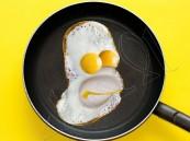 صور غريبة… شاهد كيف يرى هذا الفنان الطعام يومياً ؟
