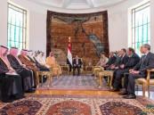 """""""إعلان القاهرة"""" يلخص أول زيارة لولي ولي العهد إلى مصر في 6 نقاط جوهرية"""