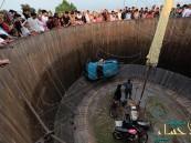 بالصور… تعرّف على جدار الموت بباكستان