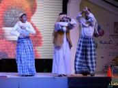 """بالصور.. 9 آلاف زائر يشعلون فعاليات مهرجان """"عيدية"""" #الأحساء"""