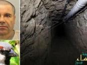 عصفور ساعد بارون المخدرات ليفر من أصعب سجون المكسيك !
