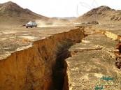 المسند: المملكة تجثم فوق 2000 بركان.. 1100 منها بين مكة والمدينة