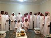 """""""العجران"""" يقيم مأدبة إفطار لبني خالد بالعيون"""