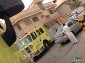 """شاحن """"لاب توب"""" يستنفر الجهات بحريق ضخم في """"أندلس"""" #الأحساء"""